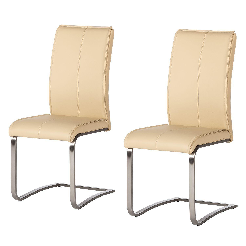 Esstisch Stühle Echtleder