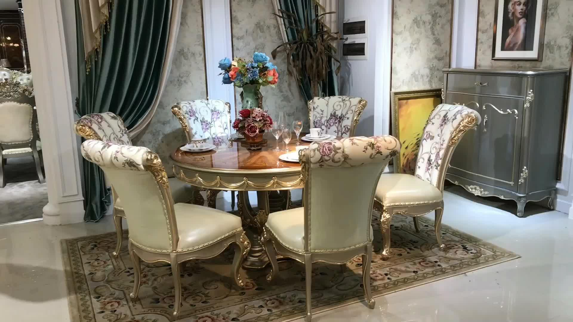 Esstisch Stühle Gold