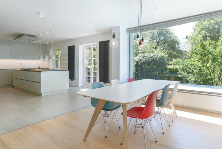 Esszimmer Holztisch Modern