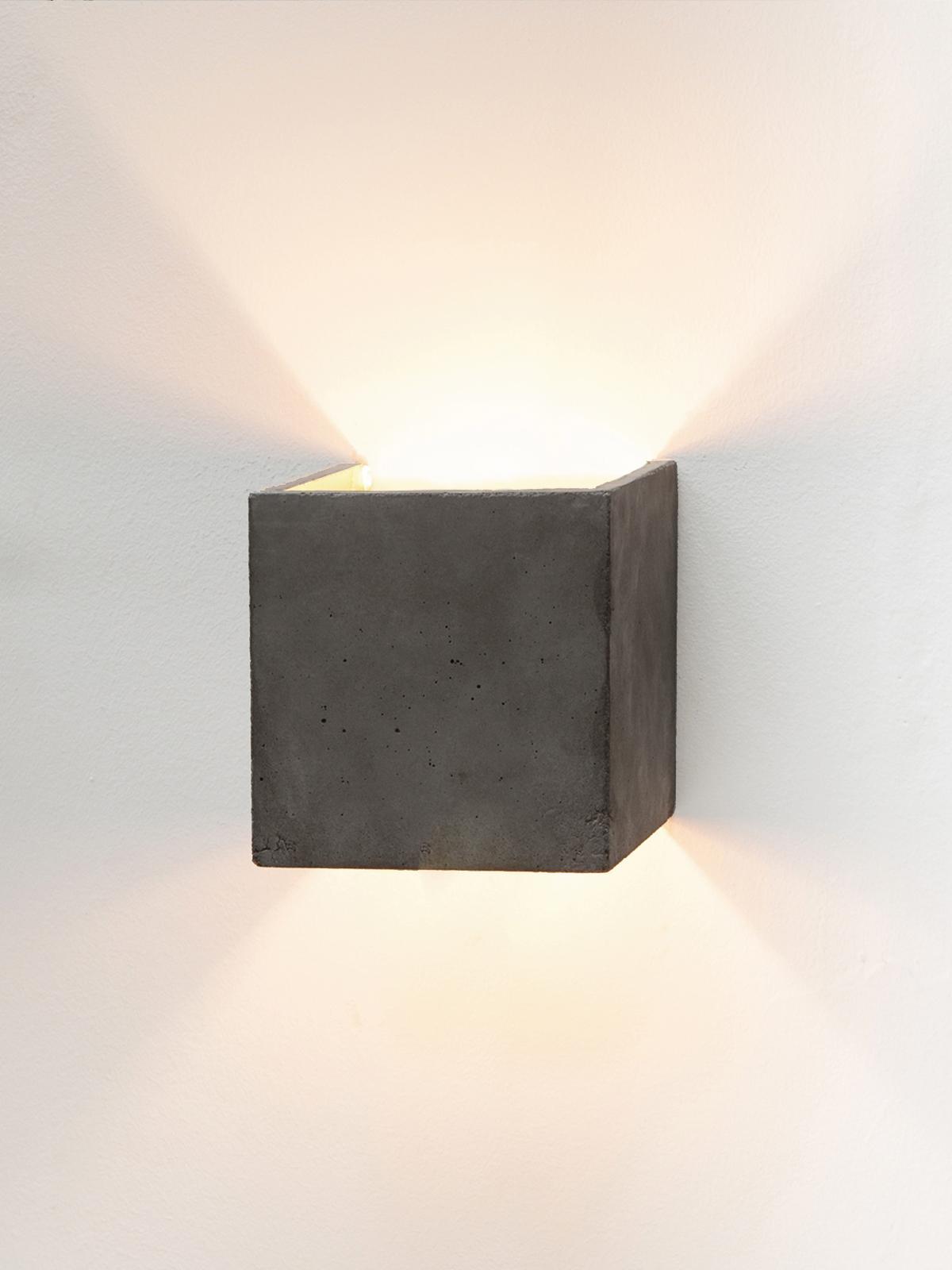 Esszimmer Lampe Betonoptik