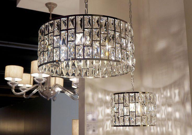 Esszimmer Lampe Kristall