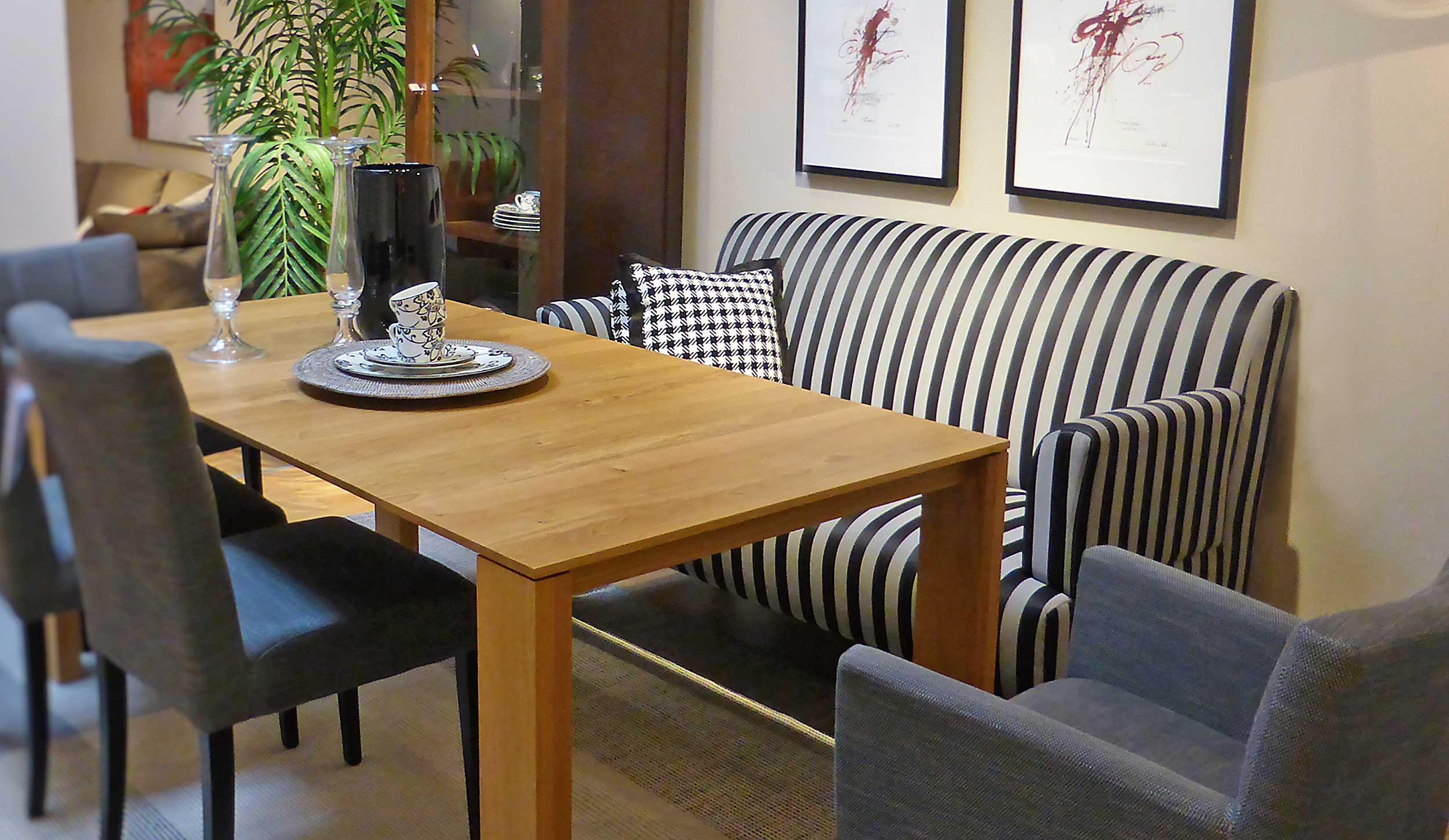 Esszimmer Mit Sofabank