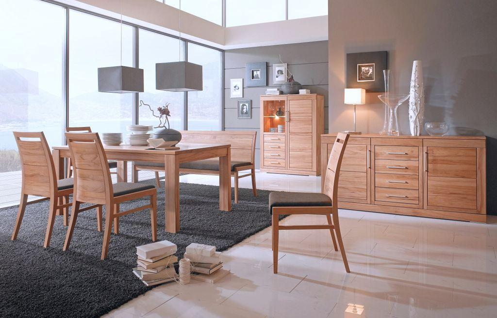 Esszimmer Sitzbank Und Stühle