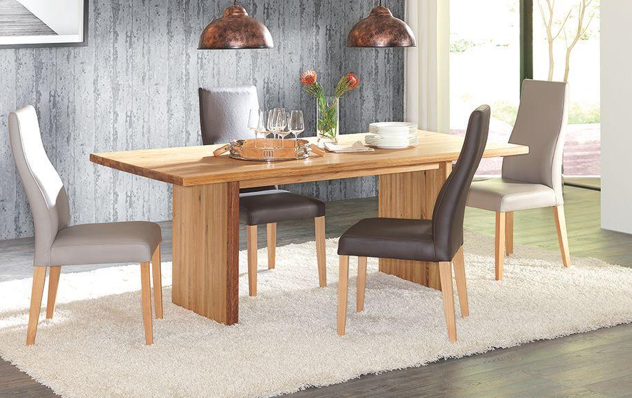 Esszimmer Stühle Weiß Holz