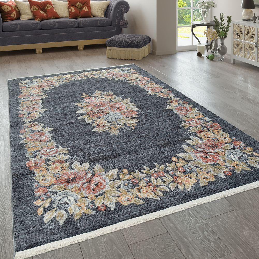 Esszimmer Teppich Vintage