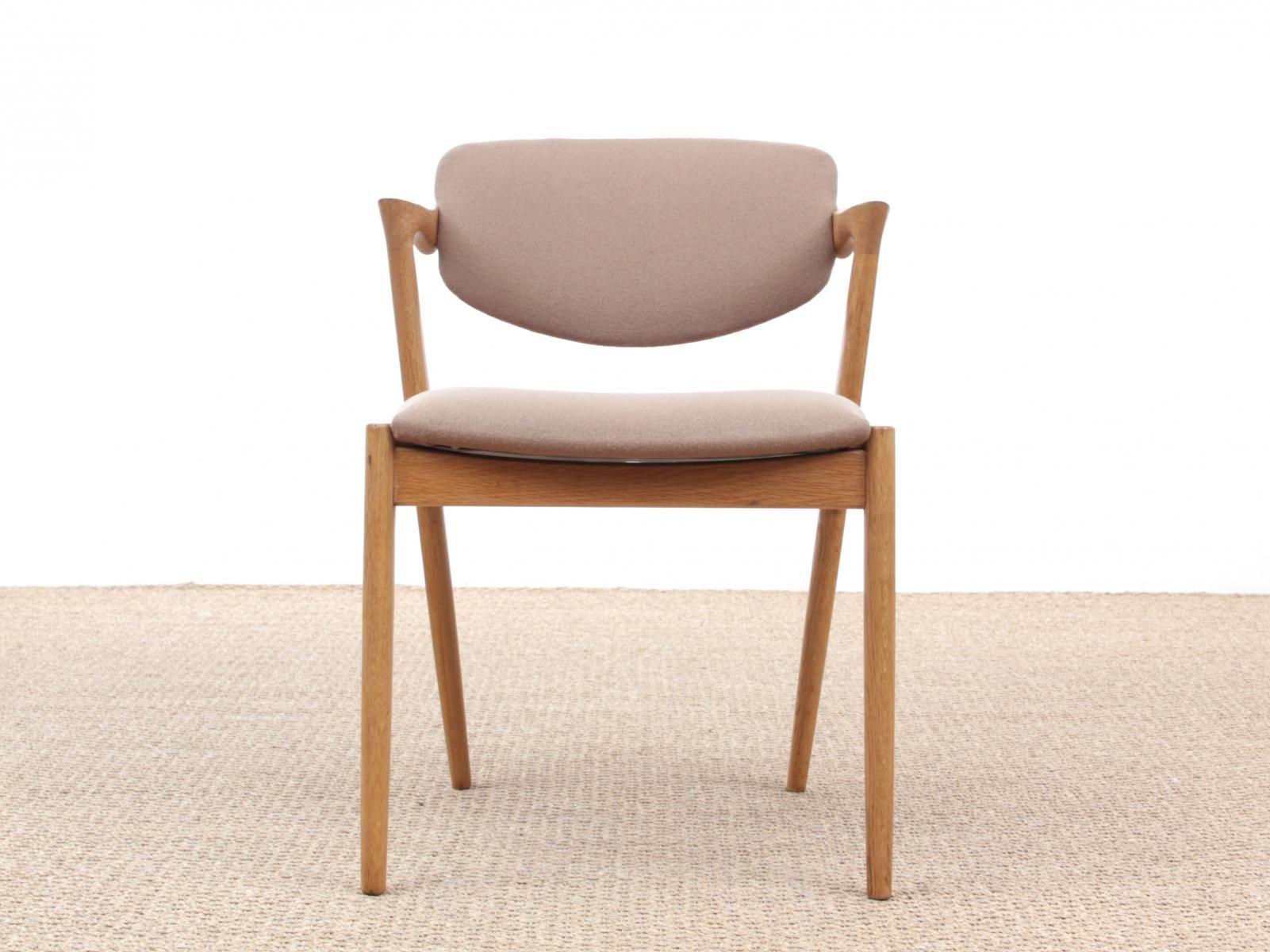 Esszimmerstühle Beige Holz