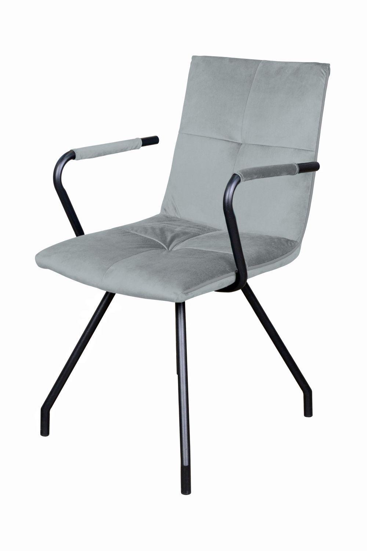 Esszimmerstühle Grau Mit Armlehne