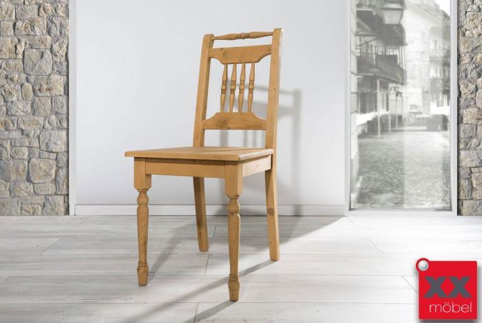 Esszimmerstühle Holz Landhaus