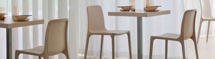 Esszimmerstühle Holz Stoff
