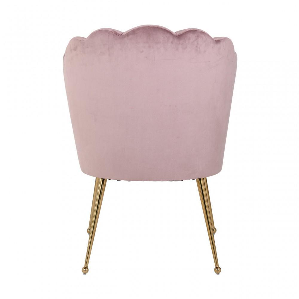 Esszimmerstühle Rosa Gold