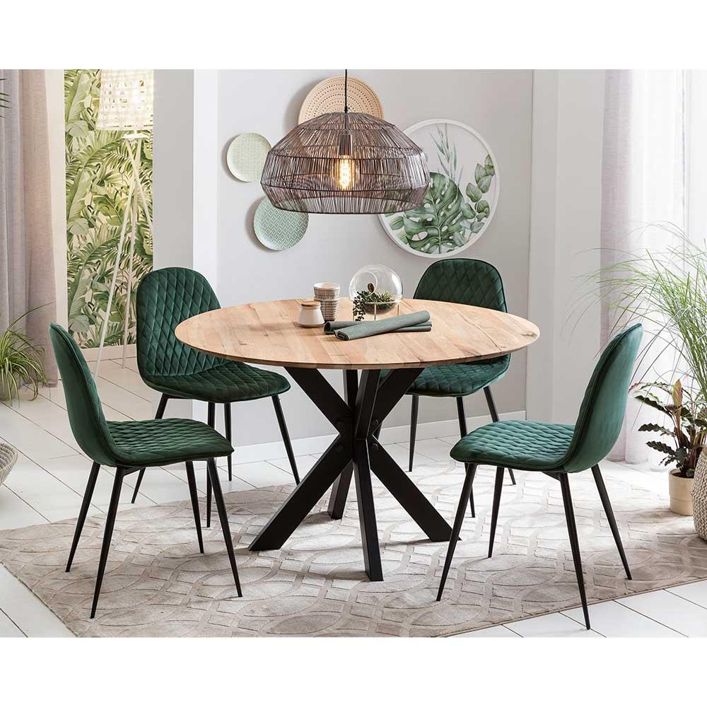 Esszimmerstühle Runder Tisch