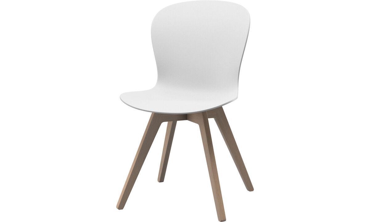 Esszimmerstühle Weiß Modern