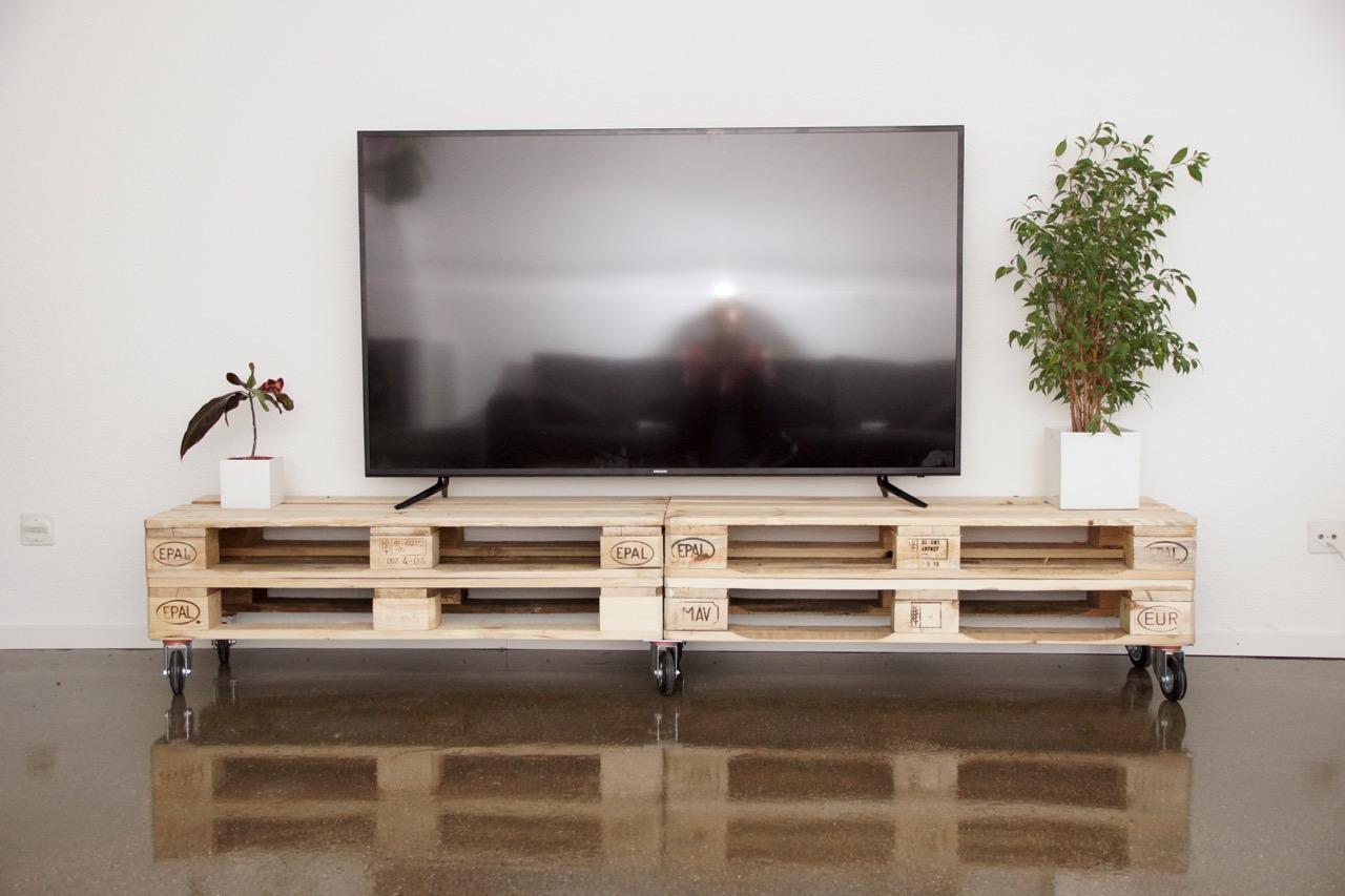 Europalette Tv Möbel