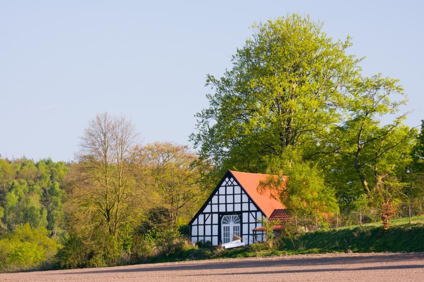 Fachwerk Gartenhaus Kaufen