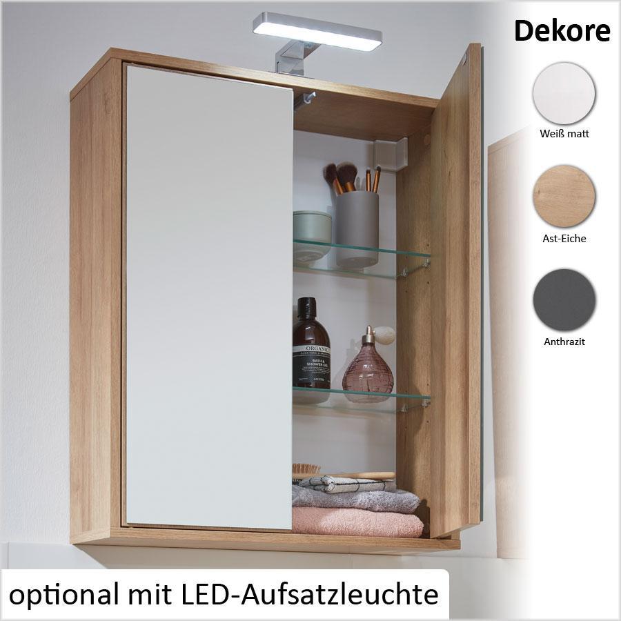 Fackelmann Spiegelschrank 60 Cm