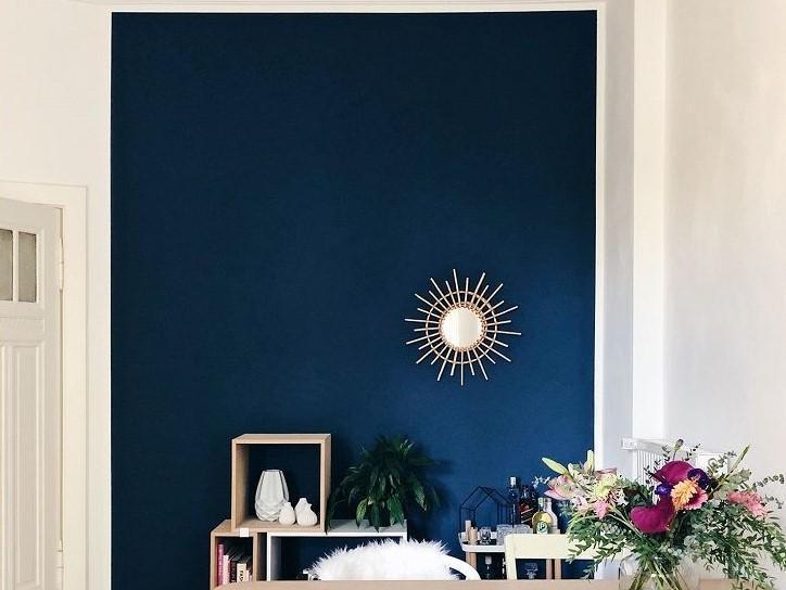Farbe Petrol Wohnzimmer