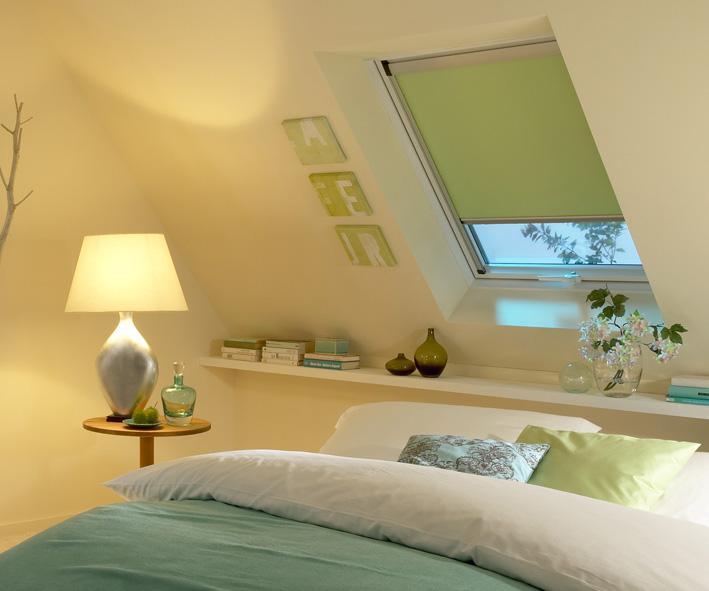 Farbgestaltung Schlafzimmer Mit Dachschräge