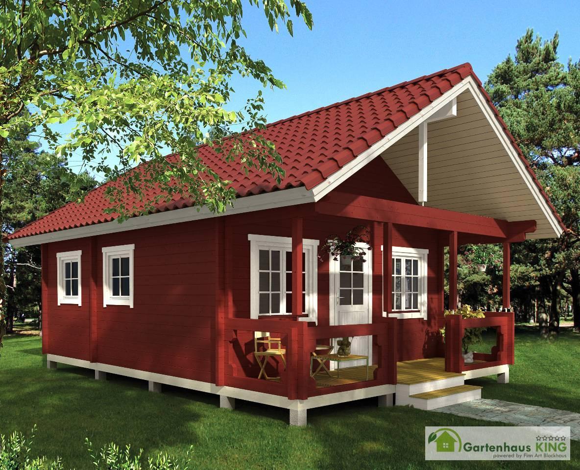 Farbige Gartenhäuser Aus Holz