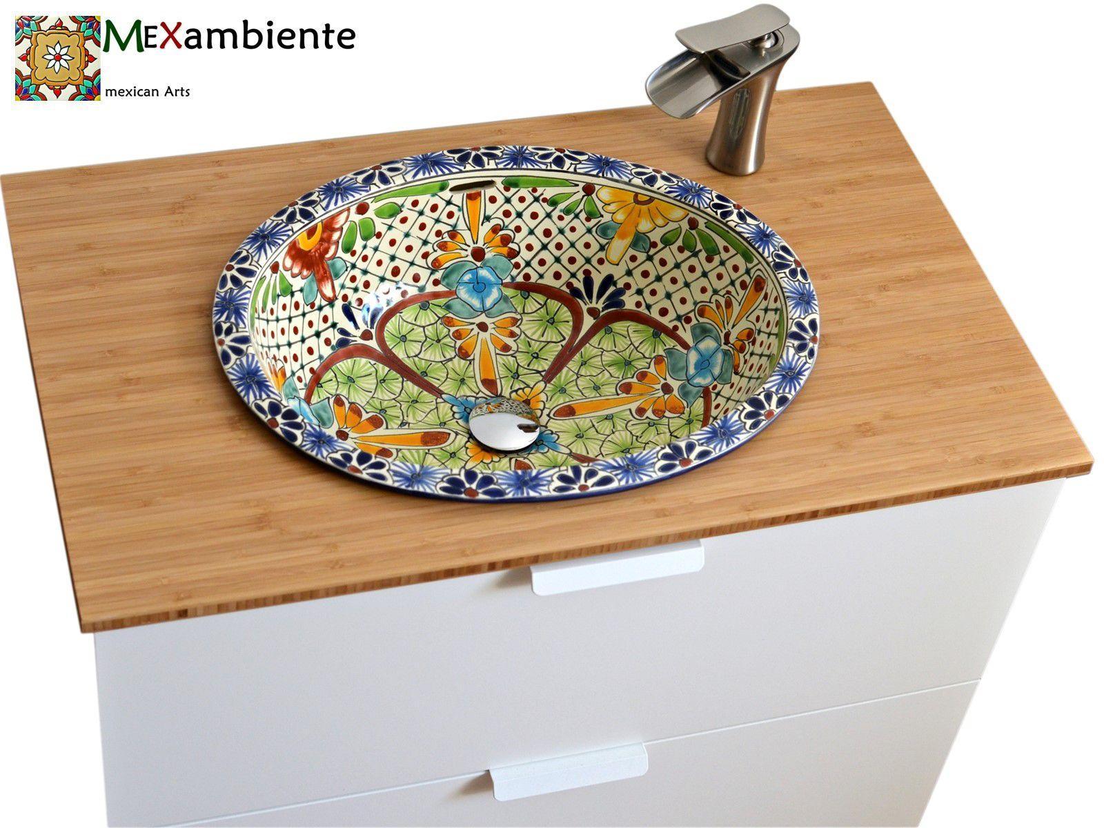 Farbige Keramik Farbige Waschbecken