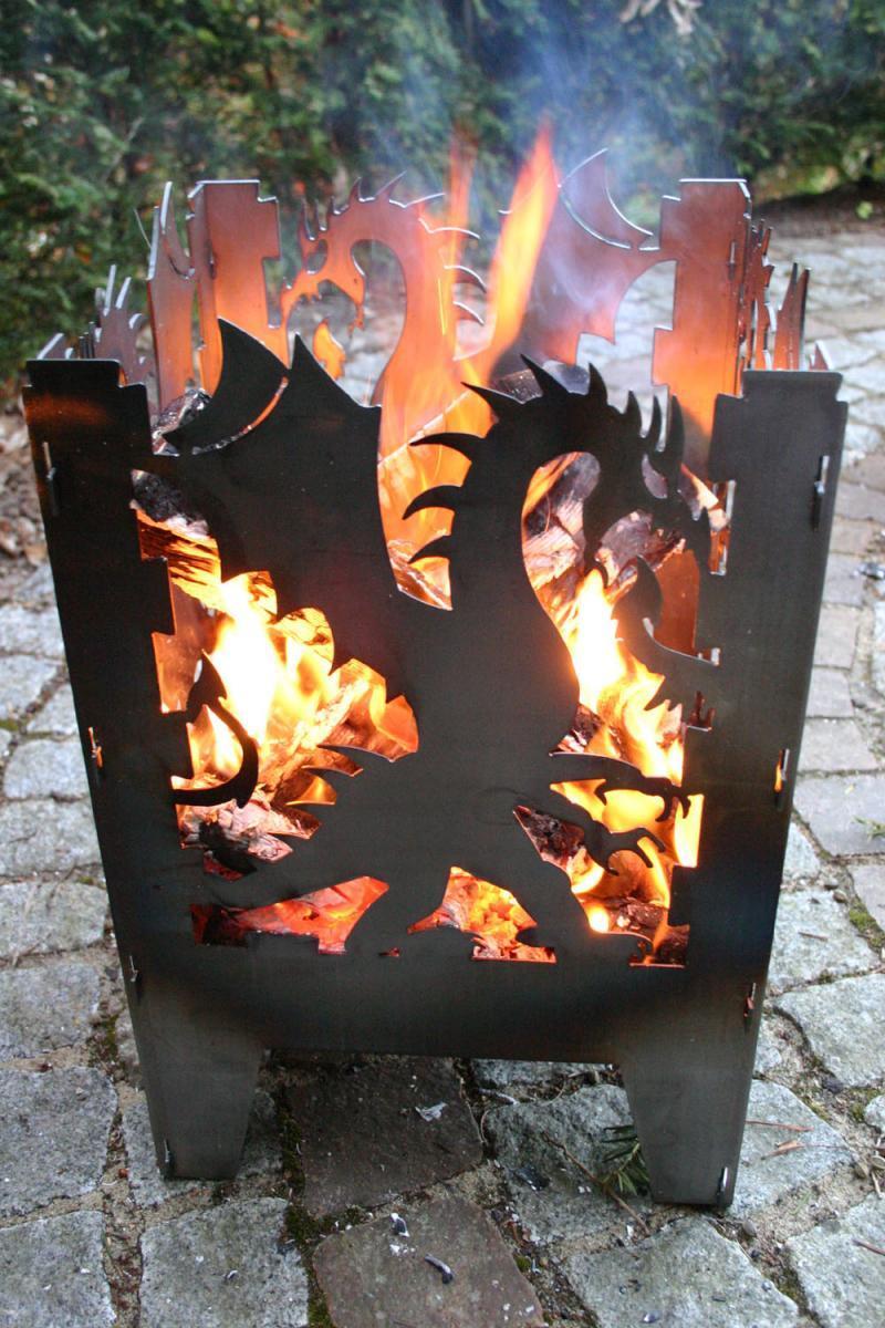 Feuerstelle Im Garten Gas