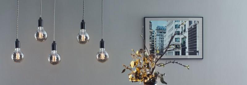 Filament Lampe Esstisch