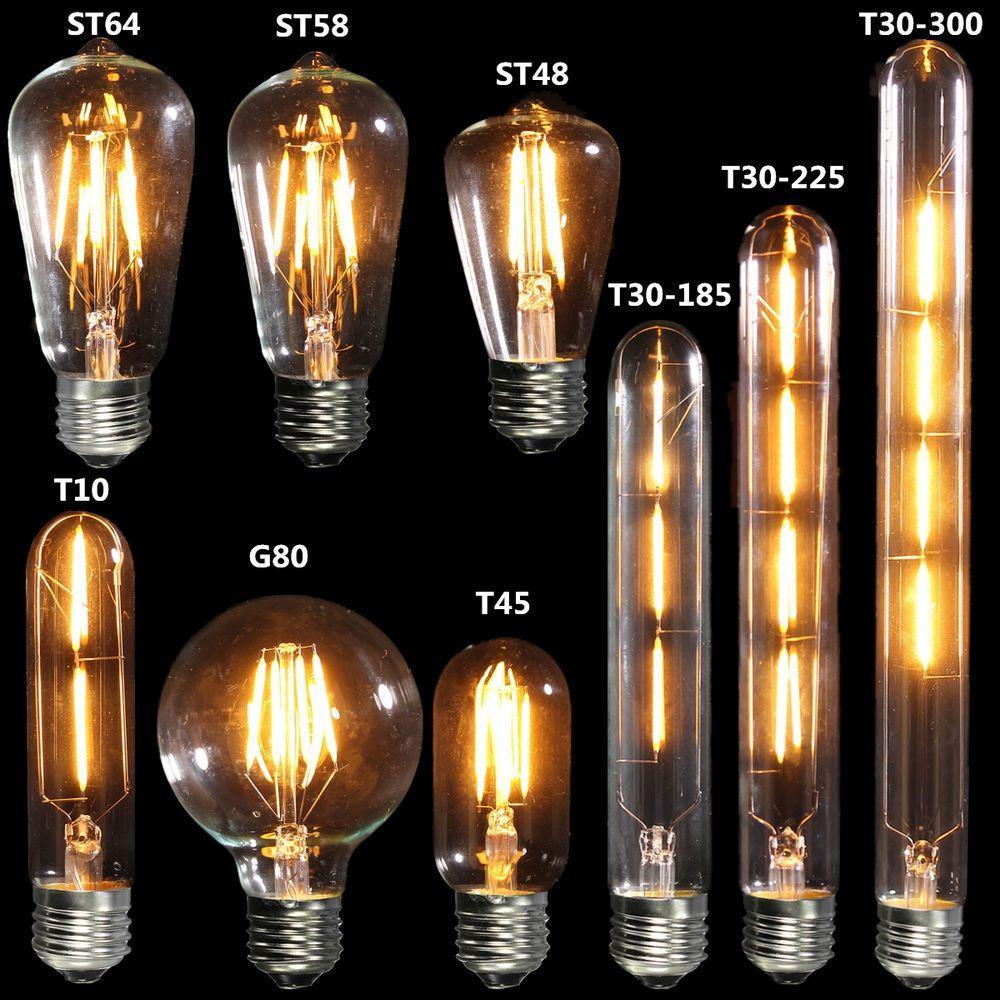 Filament Lampe Led