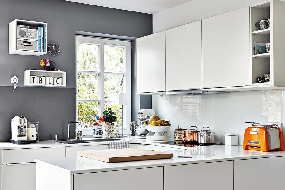 Fliesenspiegel Küchenrückwand Ikea