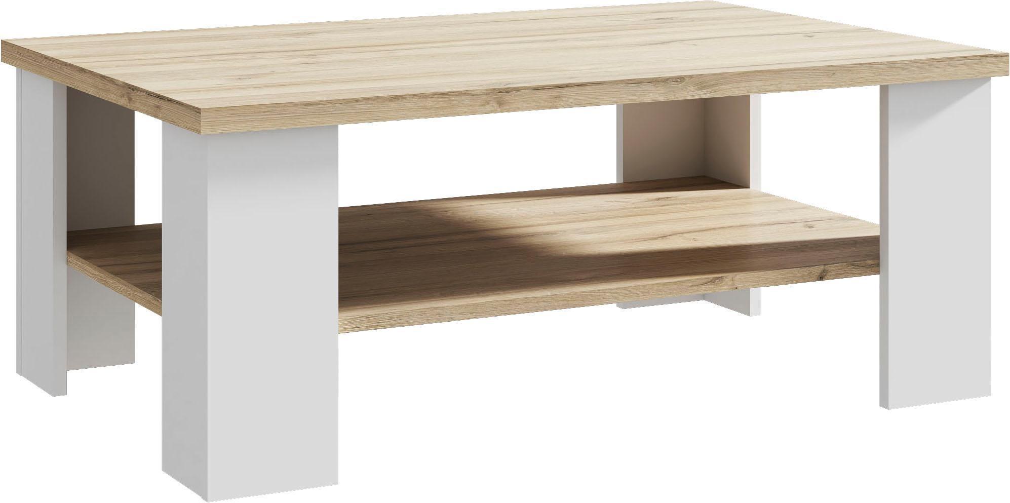 Forte Couchtisch Mit Funktion Drehbare Tischplatte