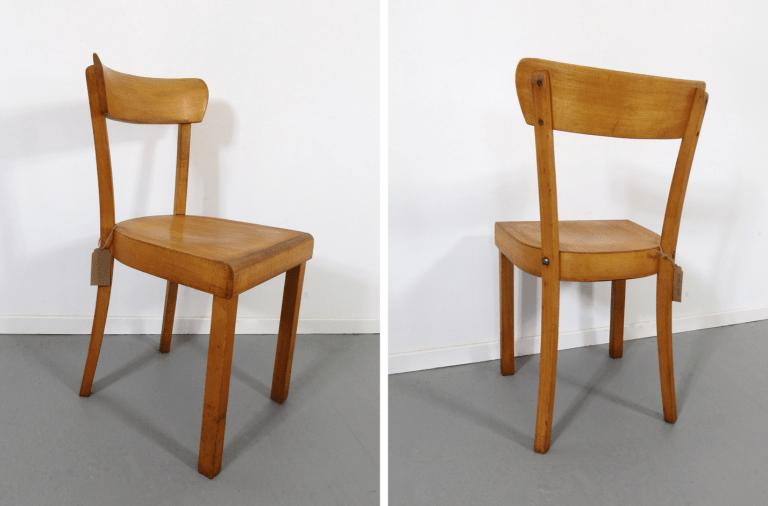 Frankfurter Stuhl Weiß