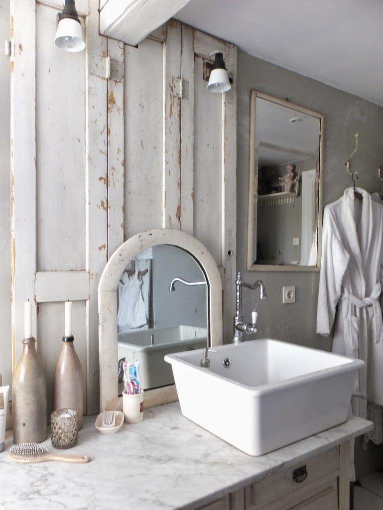 Französischer Landhausstil Badezimmer