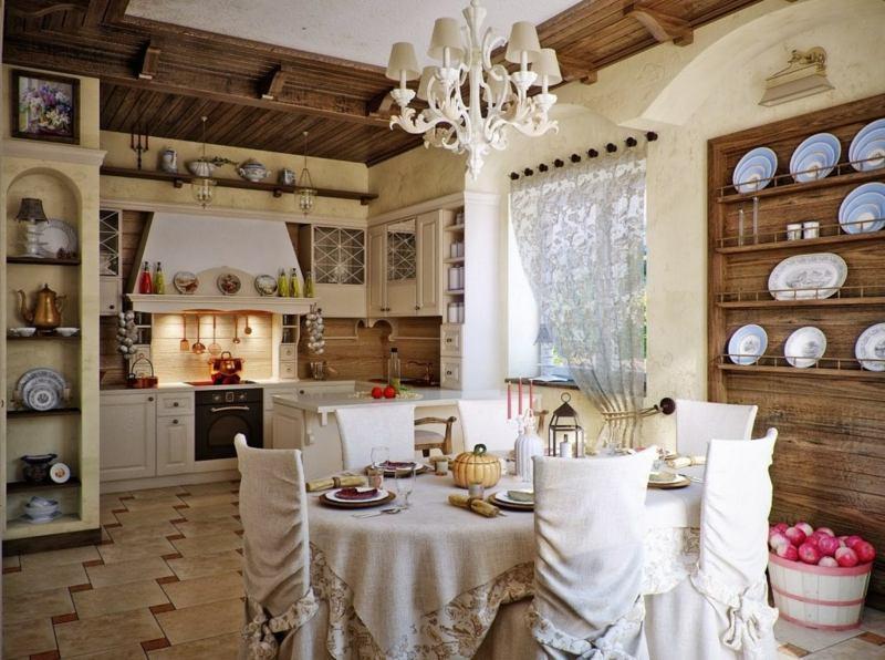 Französischer Landhausstil Haus