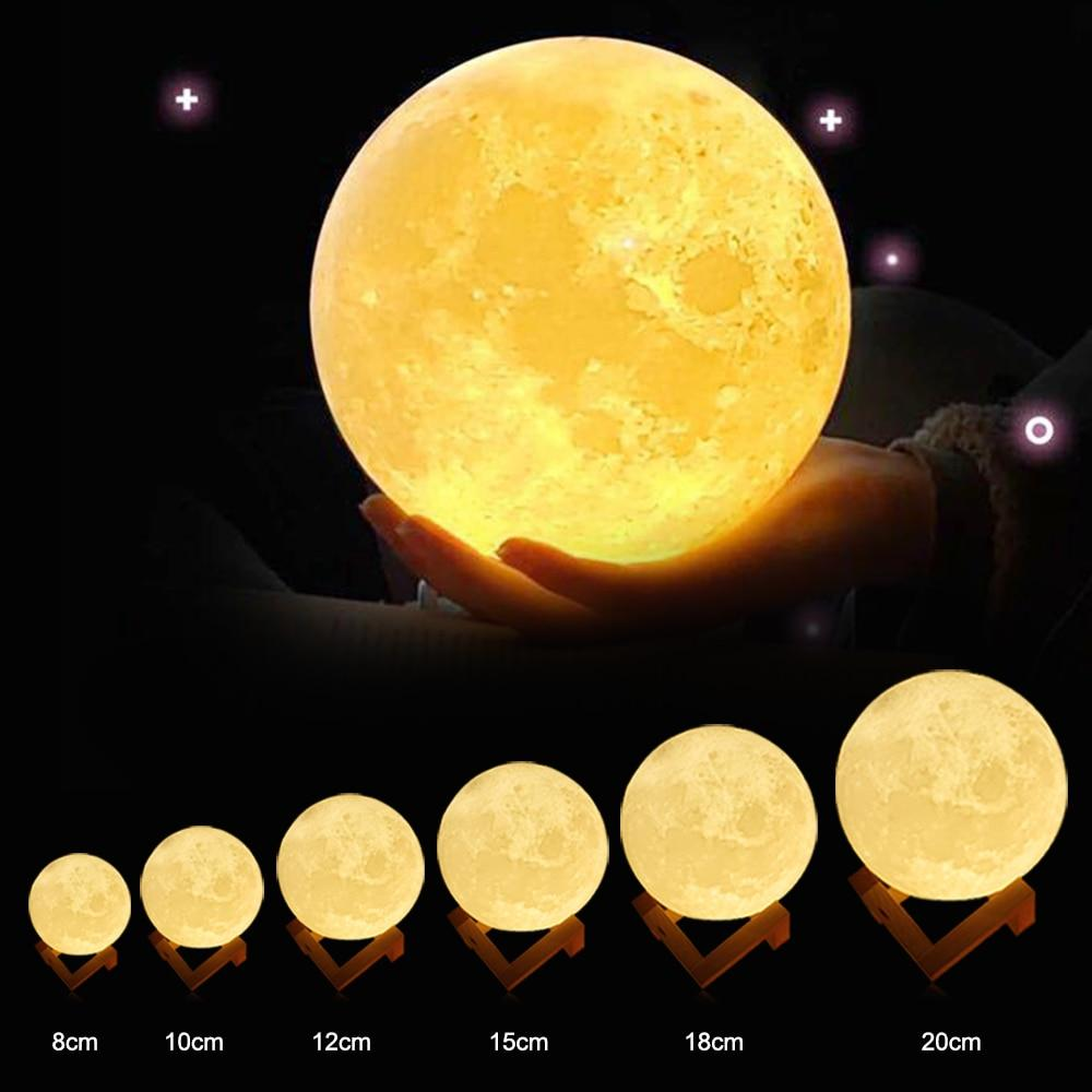 Full Moon Lampe