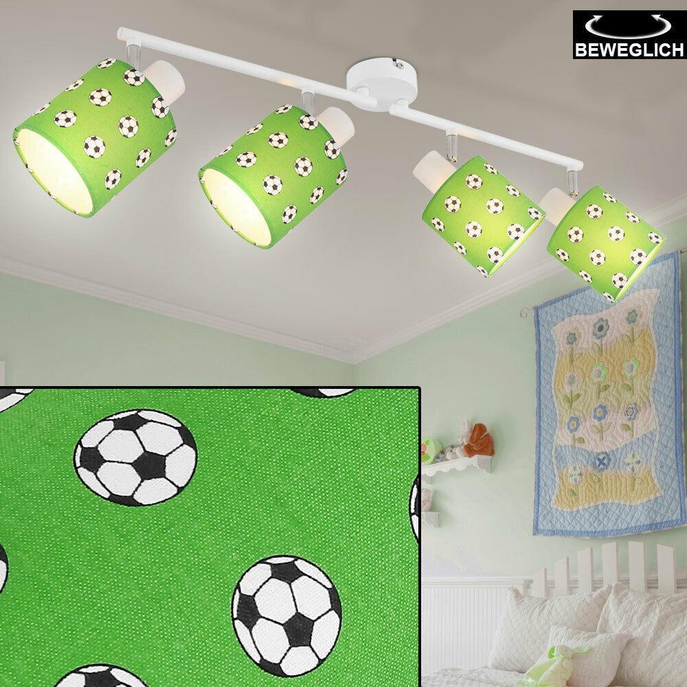 Fussball Lampe Decke