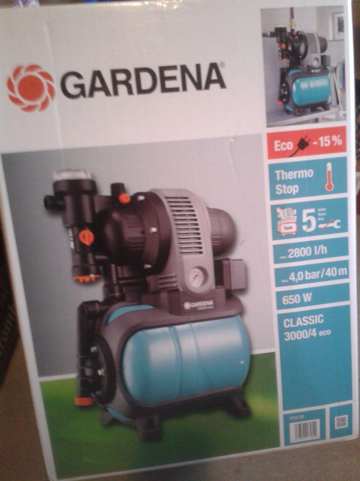 Gardena Gartenpumpe 30004