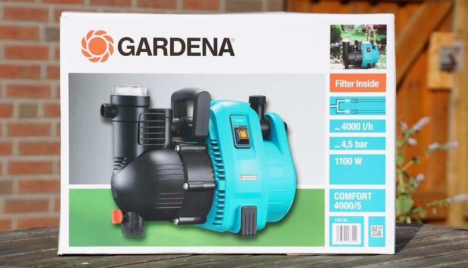 Gardena Gartenpumpe 40005