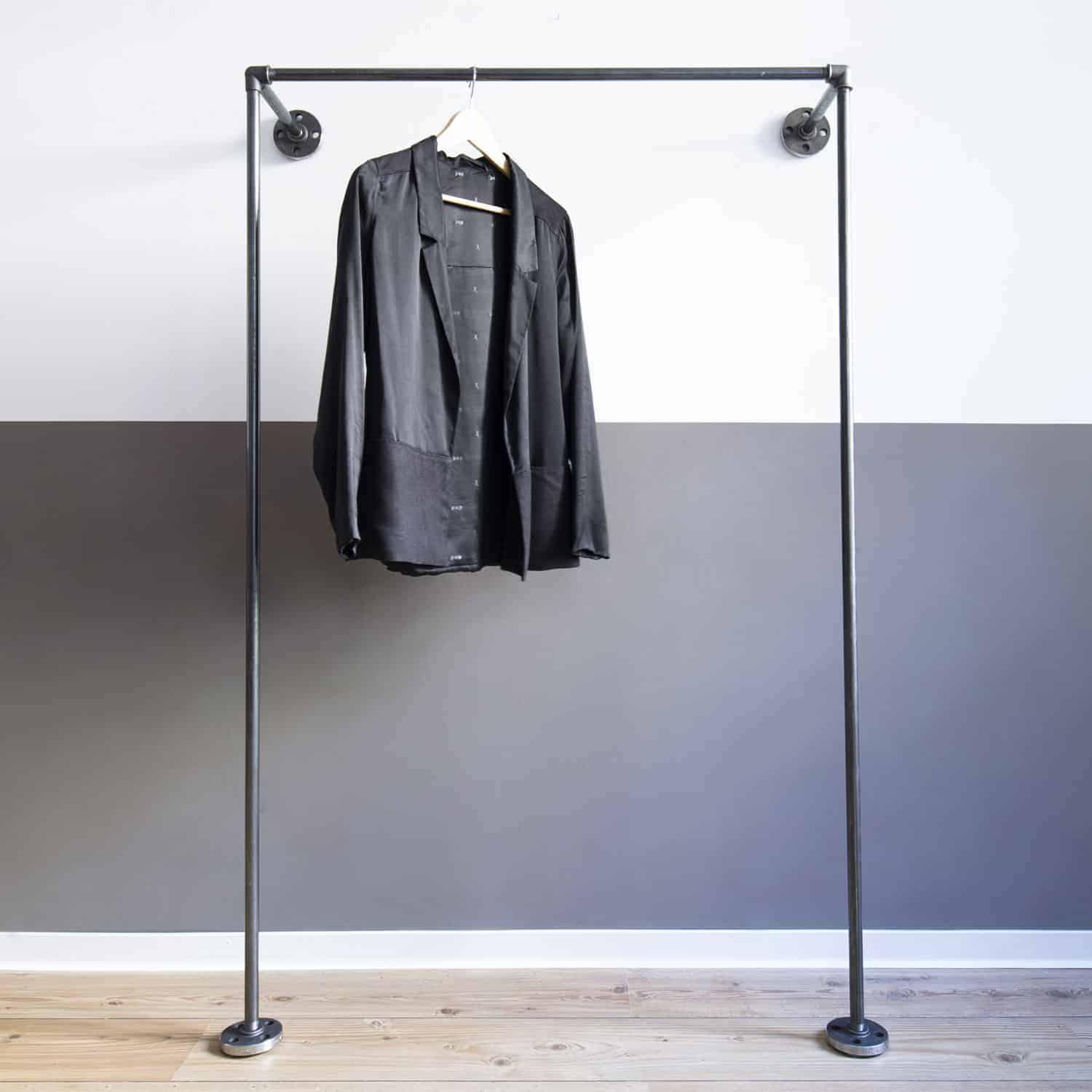 Garderobe Industrial Look