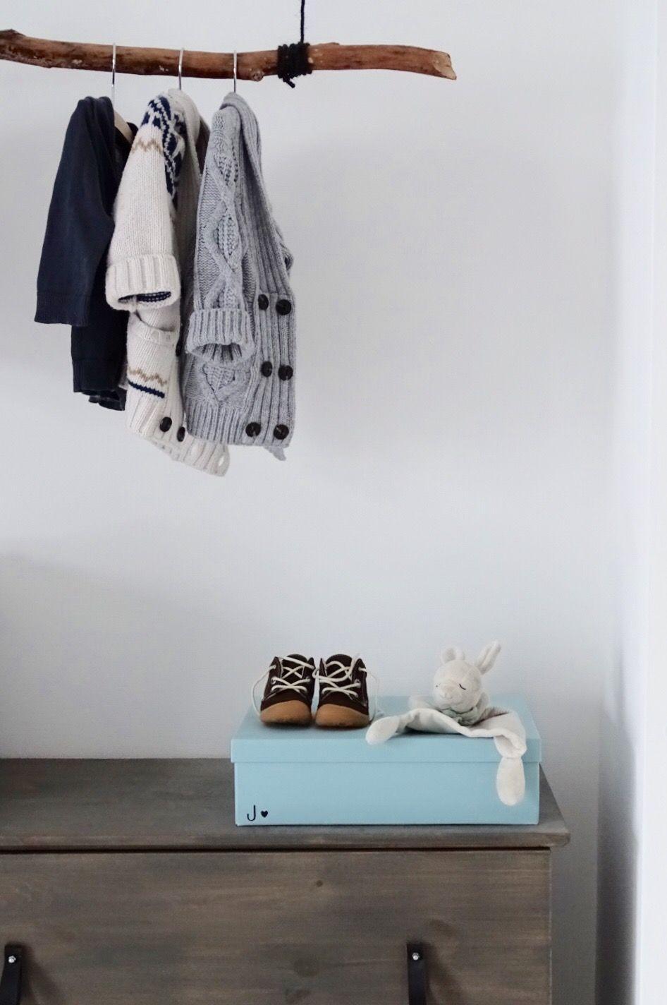 Garderobe Industrial Selber Bauen