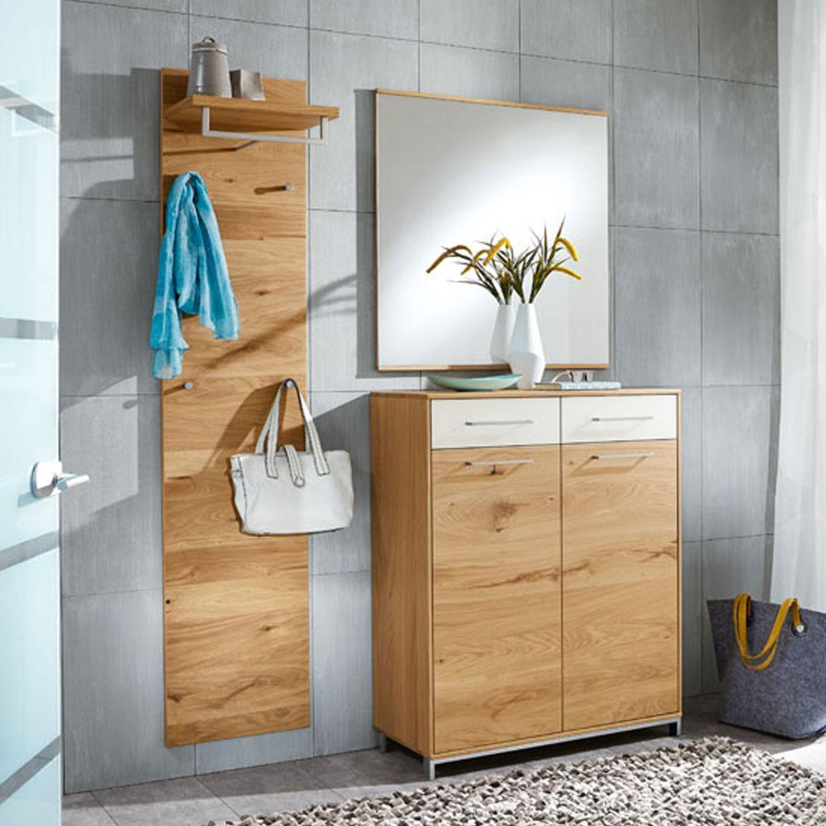 Garderobe Massivholz Modern
