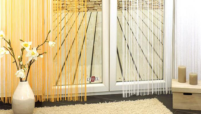 Gardinen Dekorationsvorschläge Wohnzimmer Modern