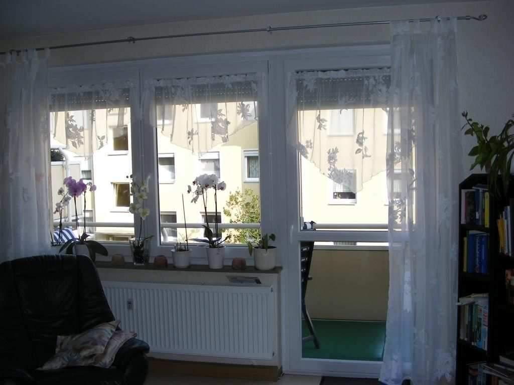Gardinen Für Wohnzimmer Fenster Mit Balkontür
