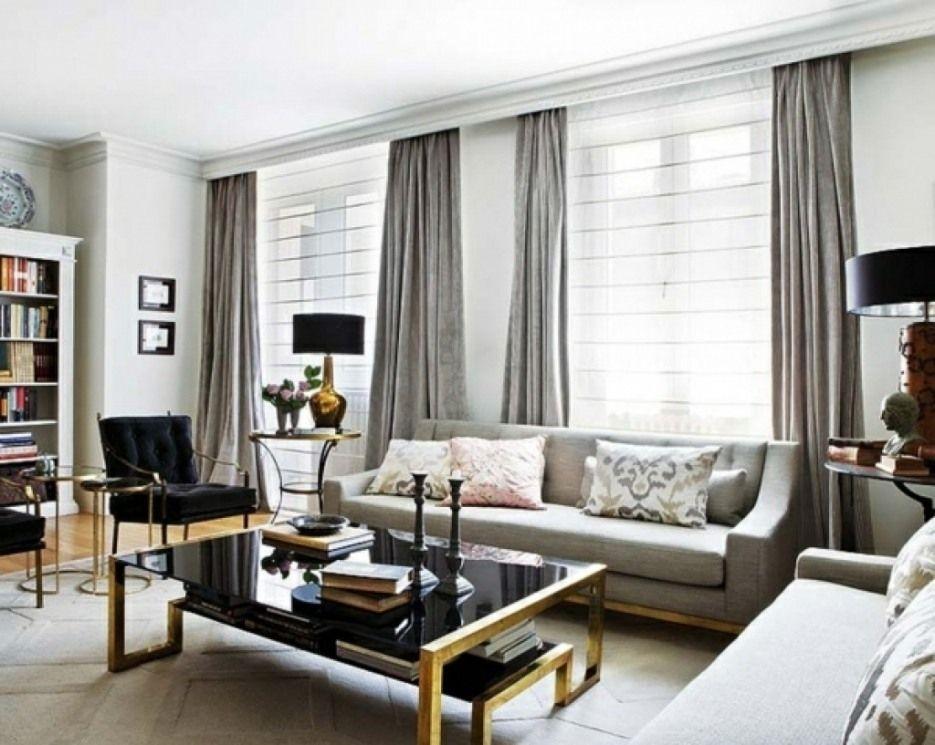 Gardinen Wohnzimmer Modern Vorhänge Modern