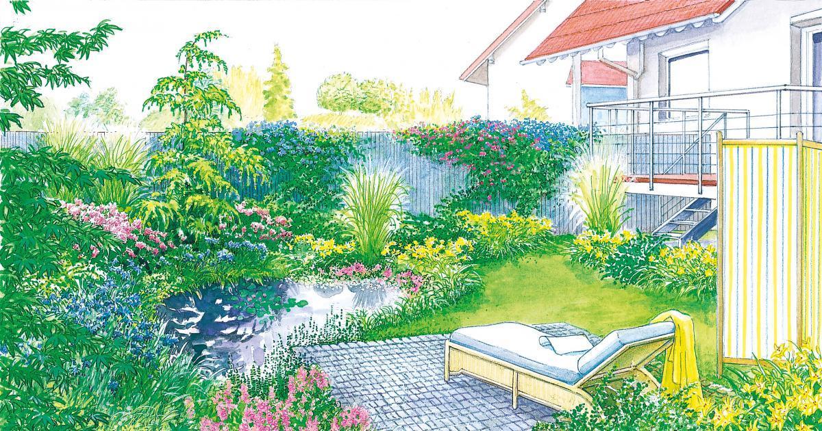 Garten Anlegen Neubau