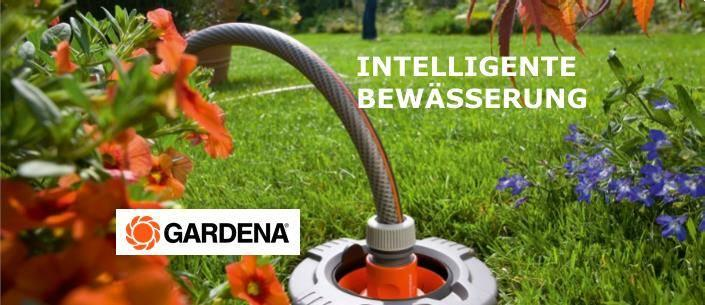 Garten Bewässerungssysteme Gardena
