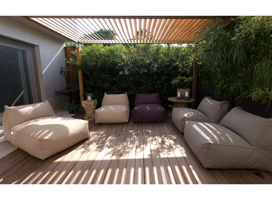 Garten Couch Wetterfest