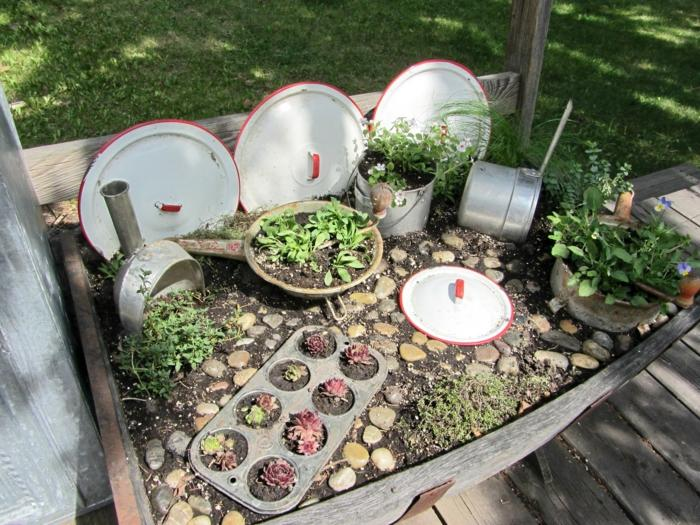 Garten Deko Ideen Selber Machen