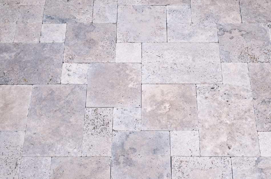 Garten Fliesen Stein