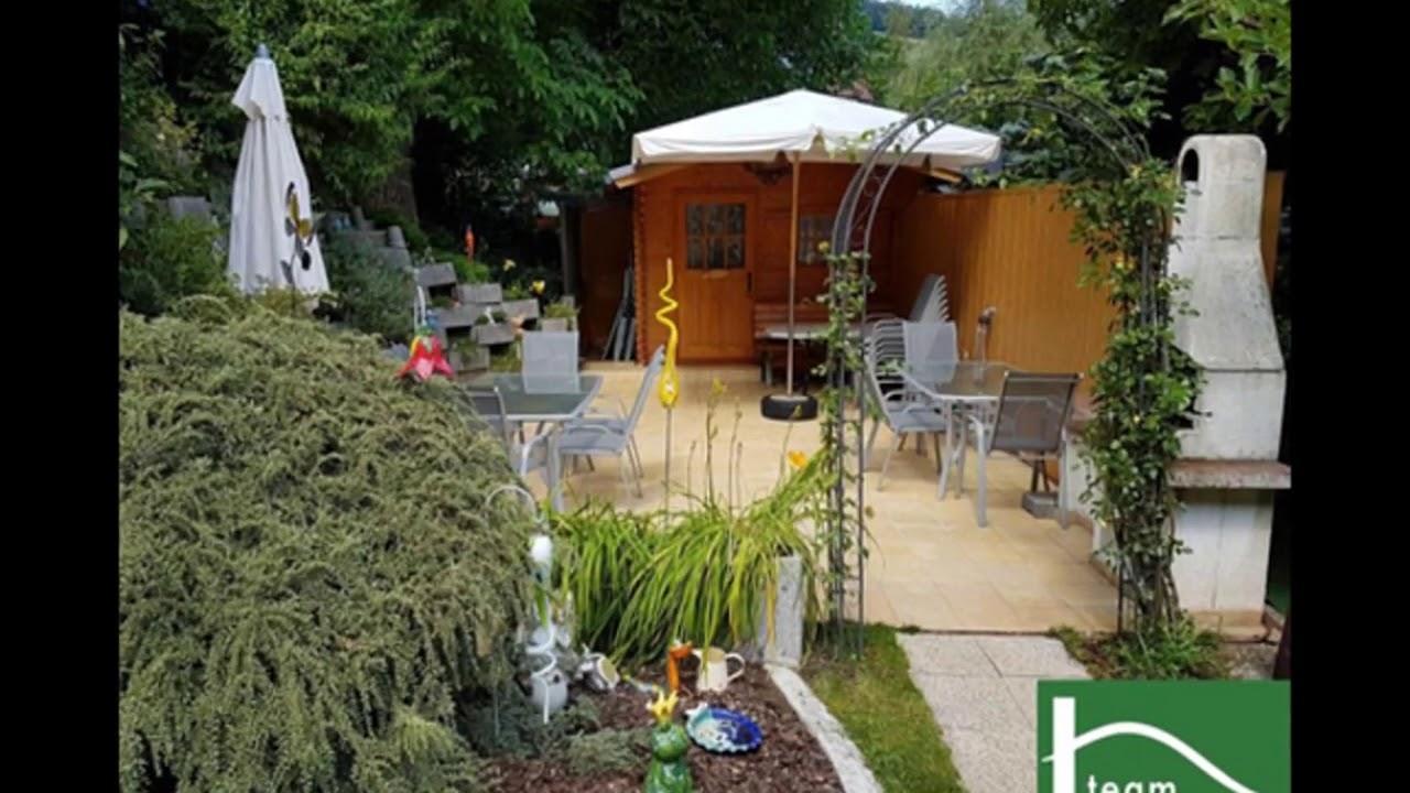 Garten Hanglage Pool