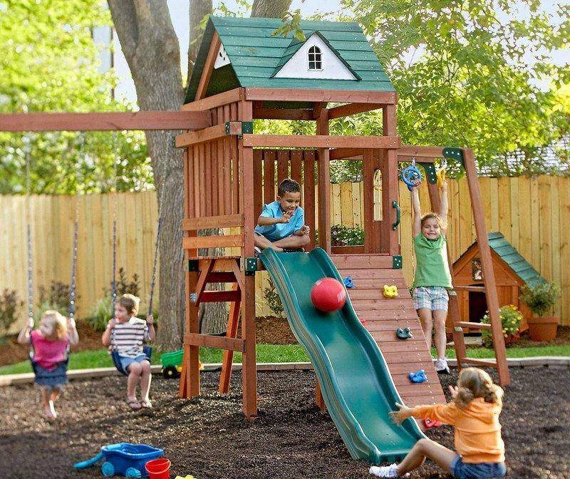 Garten Kinder Ideen