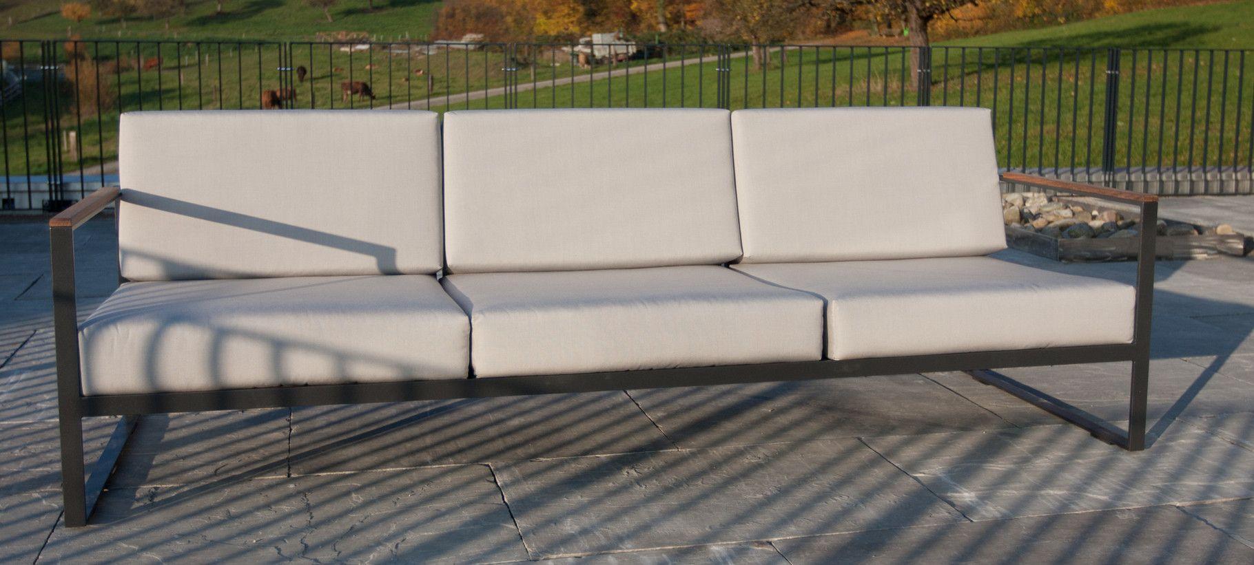 Garten Lounge Möbel Metall