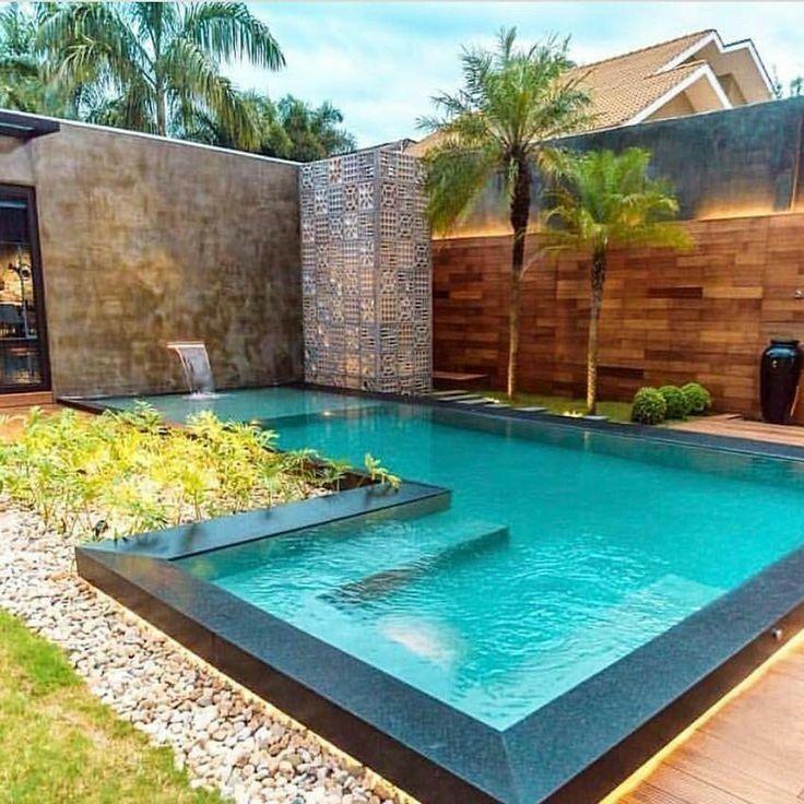 Garten Mit Pool Ideen